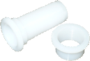 Adjustable Plastic Drain Tube 1""