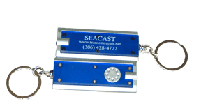 Seacast� Keychain / LED Light