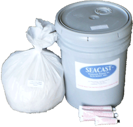 2 Gallon Seacast™<br>Self-Leveling Kit<br>for Decks / Floors